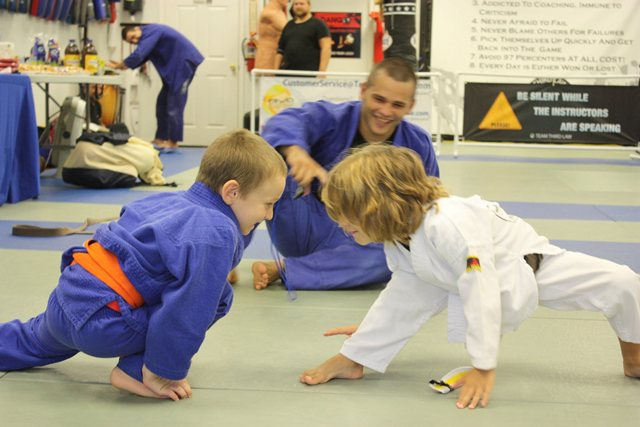 Team Third Law BJJ & MMA Naples, Florida Kids Martial Arts and Fitness