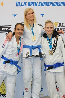 Team Third Law BJJ Sends Four Competitors from Naples Florida to European Open to Represent Team Lloyd Irvin 12