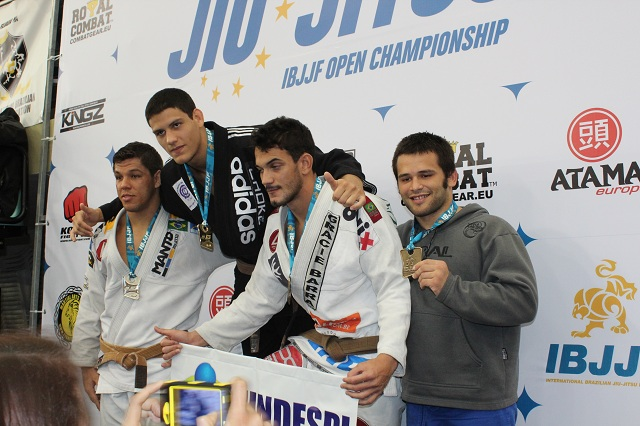 Team Third Law BJJ Sends Four Competitors from Naples Florida to European Open to Represent Team Lloyd Irvin 8