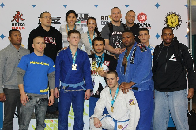 Team Third Law BJJ Sends Four Competitors from Naples Florida to European Open to Represent Team Lloyd Irvin 6