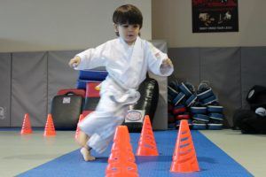 Naples Martial Arts Developing Athleticism from a Young Age