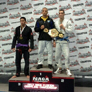 Coaches Joe and Joey close out NAGA purple belt division.