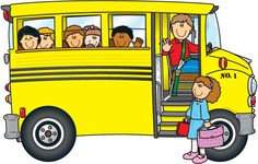 El-bus-on-school-buses-buses-and-clip-art-2